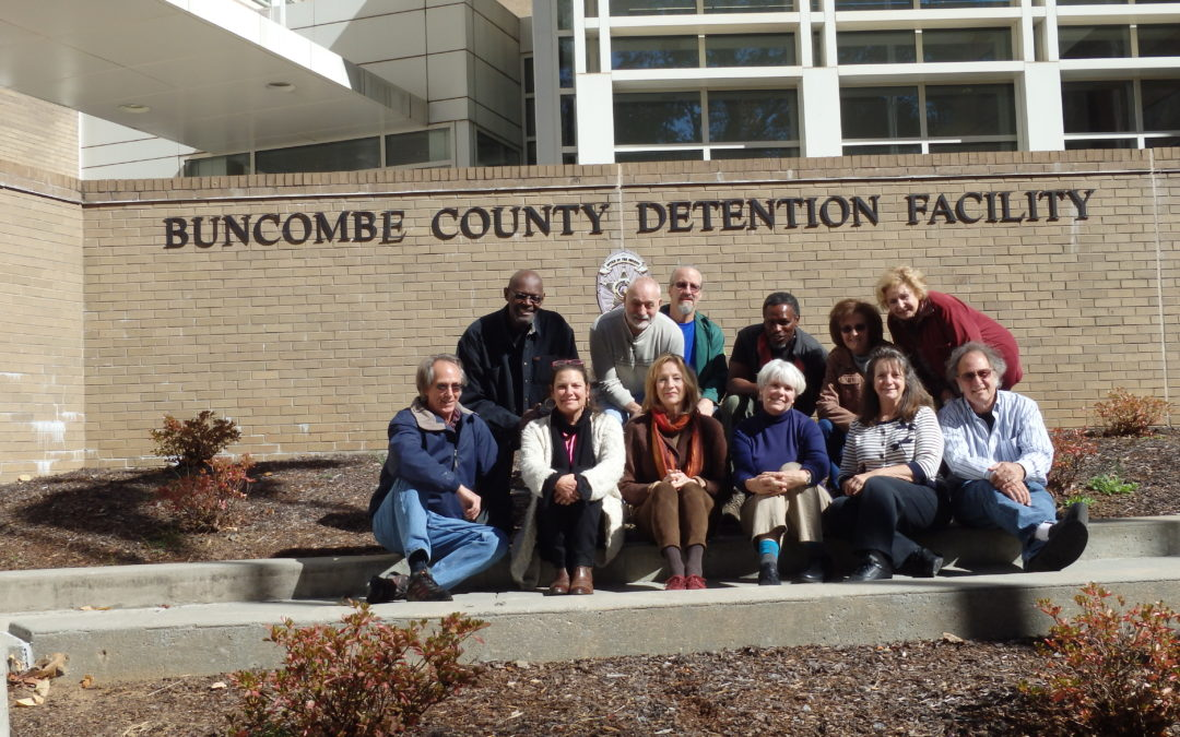 Peace Education at the Buncombe County Detention Center