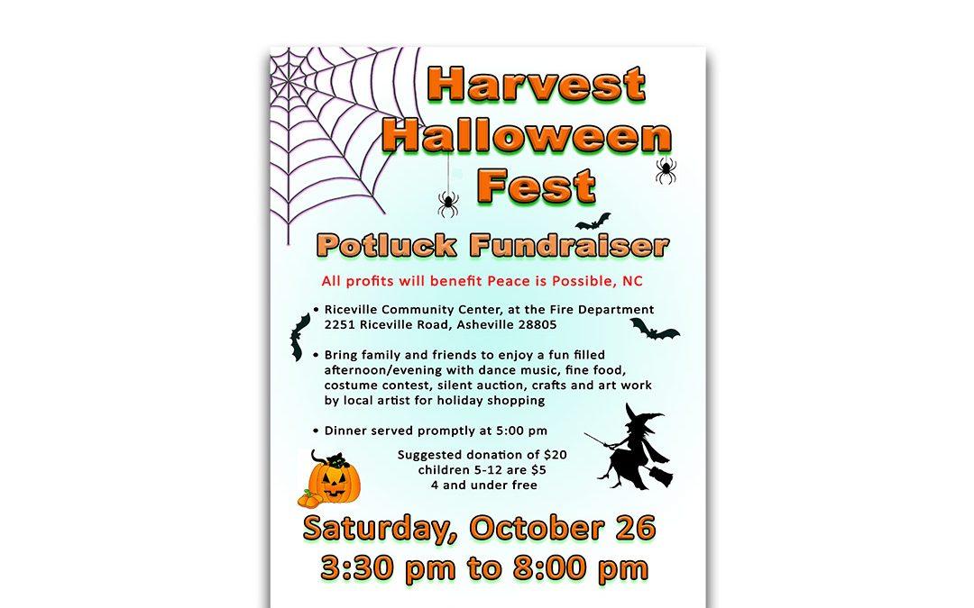 Harvest / Halloween Fest