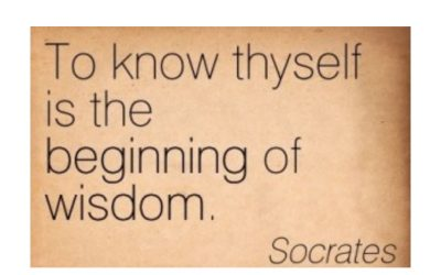 Discover The Art Of Knowing Yourself!